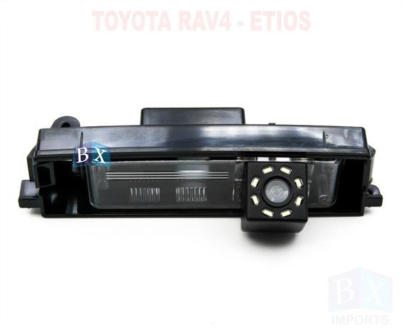 Camera De Ré Toyota Rav4 2003 2004 2005 2006 2007 Específica