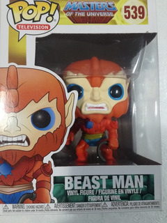 Funko Pop Beast Man Masters Of The Universe