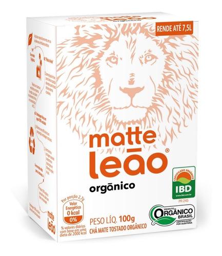 Chá Matte Leão - Orgânico 100g
