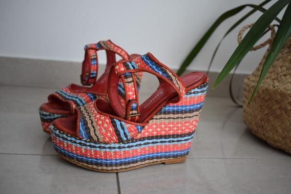 Sandalias De Mujer Maggio Rossetto