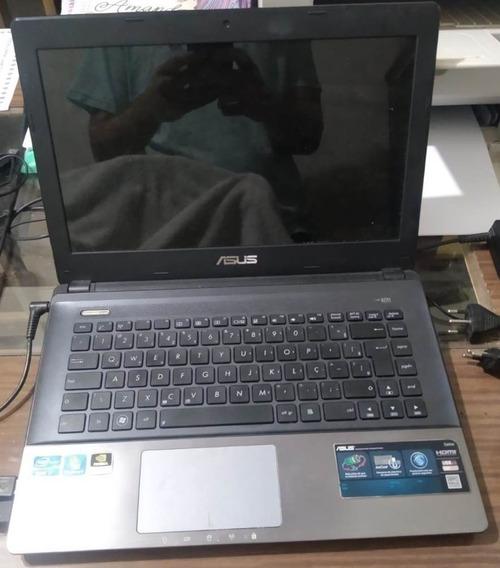 Notebook Asus K45vm I7 8gb Hd 1tb Gt630m 2gb
