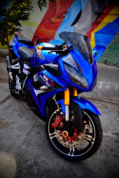 Dnm R1 250cc