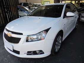 Chevrolet Cruze Sport Lt 1.8 Ecotec Aut 2013/2013 Branco Rev