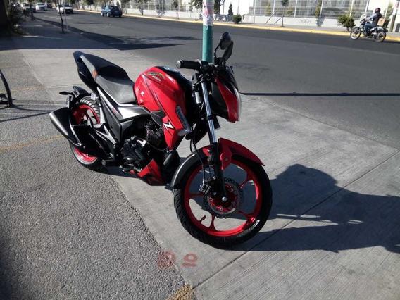 Italika200z Roja/negra