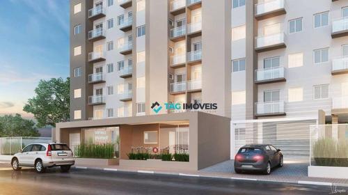 Imagem 1 de 11 de Apartamento Com 2 Dormitórios À Venda, 65 M² Por R$ 382.729,00 - Vila Industrial - Campinas/sp - Ap2388