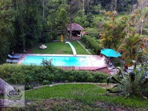 Imagem 1 de 30 de Excelente Casa De Campo Com Vista Deslumbrante Muito Verde! - Ca0012