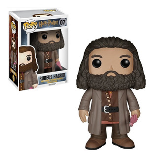 Figura Funko Pop Harry Potter - Hagrid 07