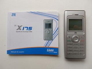 Aparelho Livre Embratel Zte X175 Usado/cdma