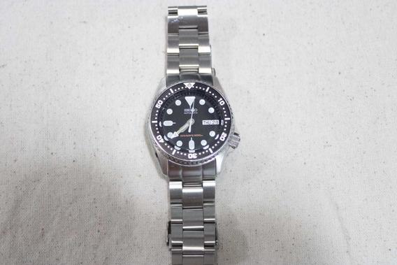 Relógio Seiko Skx 013
