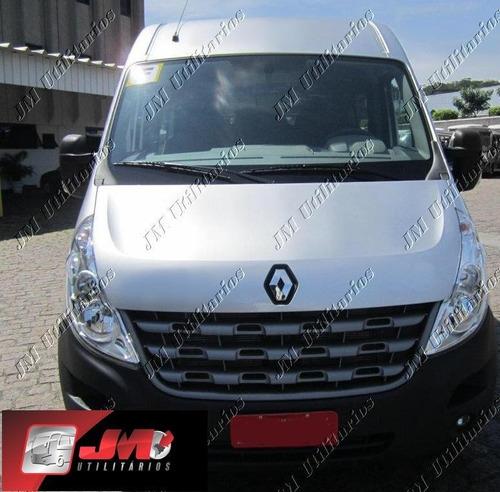 Renault Master Ano 2015 L3h2 Executiva Pcd Jm Cod 662