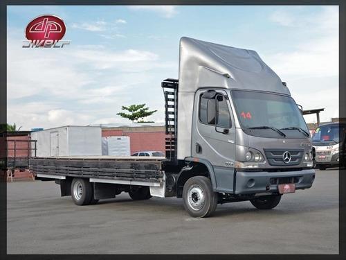 Mercedes-benz Accelo 815 4x2 Carroceria
