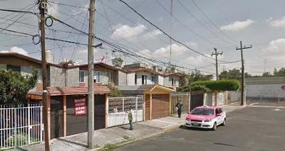 Invierte En Remate Bancario Casa En Iztacalco