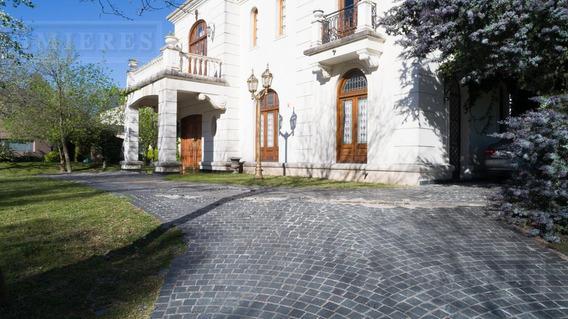 Importante Casa En Venta En Barrio Septiembre