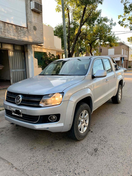 Vendida Volkswagen Amarok 2.0 Cd Tdi 163cv 4x4 Highline