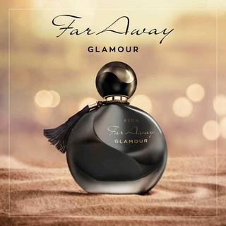 Perfume Far Away Glamour 50ml. Avon