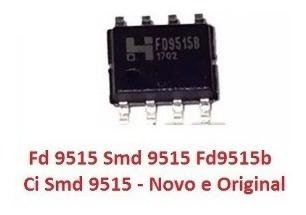 02pçs Ci Smd Fd9515 Fd9515b Regulador Lnb