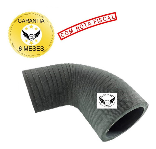 Mangueira Cotovelo Turbina D20 Maxion S4t (2 X 2 1/2)