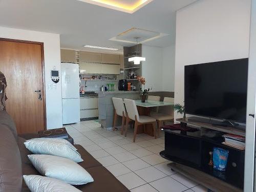 Imagem 1 de 20 de Apartamento Com 3 Dormitórios À Venda, 68 M² Por R$ 289.000,00 - Serrinha - Fortaleza/ce - Ap1232