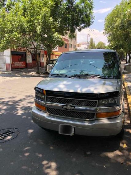 Chevrolet Express De Lujo