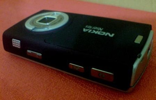 Nokia N95 (original) Tecnologia 3g Wi-fi Cam 5mpx.. Filezao