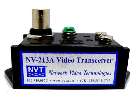 Transmissor Sinal De Video Cftv Nvt Nv-213a Ate 225 Metros
