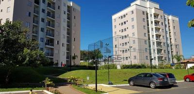 Apartamento Com 2 Dormitórios À Venda, 50 M² Por R$ 250.000 - Jardim Myrian Moreira Da Costa - Campinas/sp - Ap17615