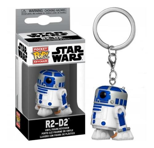 Imagen 1 de 1 de Pocket Pop ! Llavero, R2 - D2 -  Star Wars