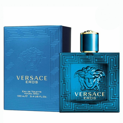 Perfume Versace Eros Men 3.4oz. 100ml Original