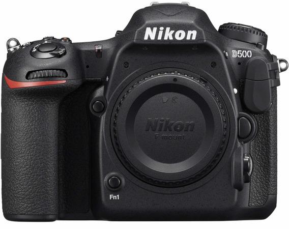 Nikon D500 Dslr Camera (corpo)