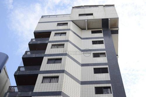 Apartamento Com 2 Dormitórios À Venda, 72 M² Por R$ 259.900,00 - Centro - Mongaguá/sp - Ap2267