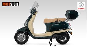 Moto Scooter Styler Exclusive Vintage 150cc Zanella 0km 2017