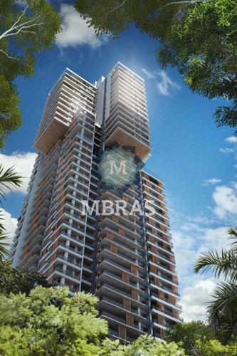 Apartamentos Em Empreendimento De Alto Padrão E Repleto De Natureza No Brooklin - Mb10578