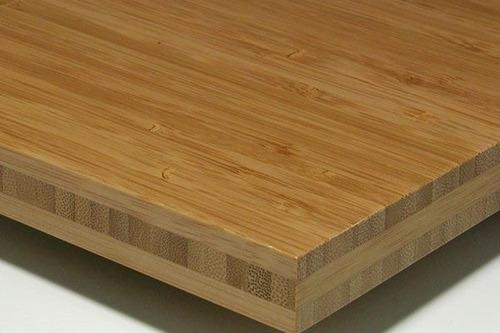 Tableros Madera Bamboo 25mm Pulidos Ideal Mesadas