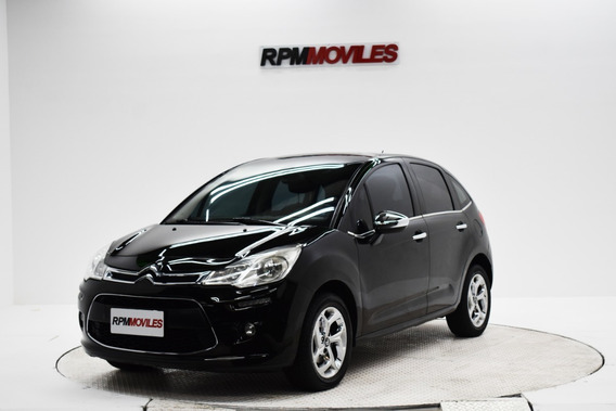 Citroen C3 Exclusive Vti 1.6 Mt 2013 Rpm Moviles