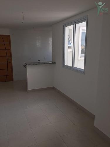 Imagem 1 de 10 de Ref.: 2109 - Apartamento Sem Condomínio, 2 Quartos Sendo 1 Suíte E 1 Vaga Na Vila Gilda, Santo André -sp - 2109
