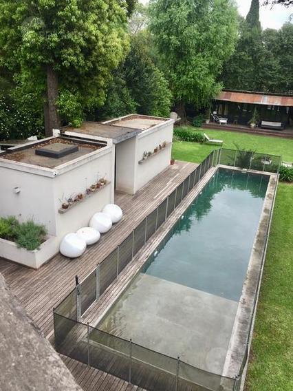 Venta Casa 9 Ambientes El Barranco Country Club Pilar