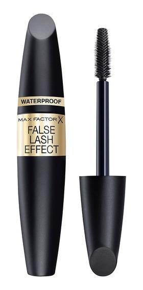 Pestañina Max Factor False Lash Effect A Prueba De Agua Negr