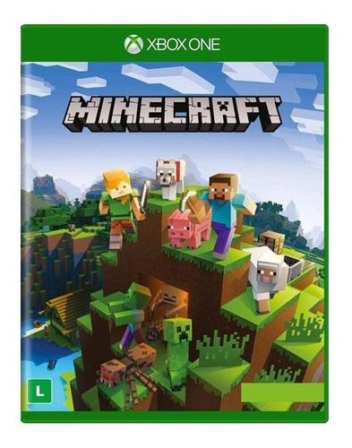 Imagen 1 de 3 de Minecraft  Standard Edition Microsoft Xbox One Físico