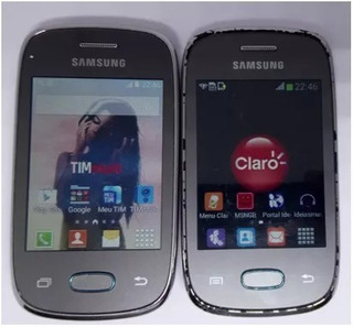 Samsung Galaxt Pocket Neo S5310b Prata Original Semi Novo