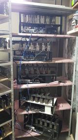 10 Rig Mineração Ethereum 1,8ghs Nvidia Gtx 1070