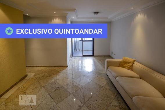 Apartamento No 2º Andar Com 3 Dormitórios E 1 Garagem - Id: 892955996 - 255996