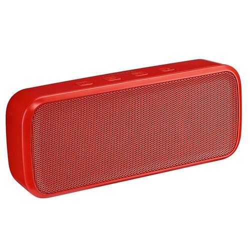 Parlante Portatil Insignia Bluetooth Rojo Fact A-b