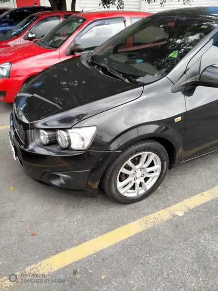 Chevrolet Sonic 1.6 16v Ltz Aut - Sedan