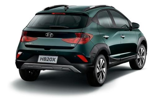 Hyundai Hb20x Evolution