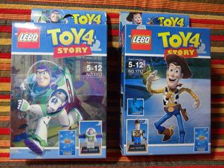 Toy Story Mini Figuras Precio Por Unidad