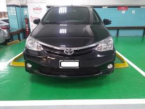Toyota Etios Xls 5p Mz