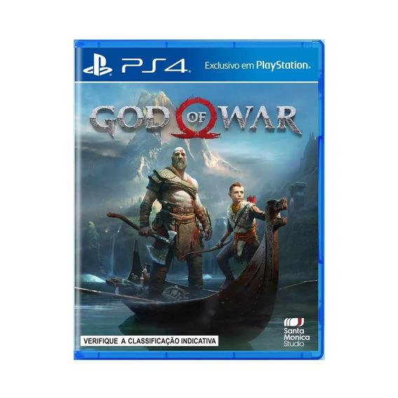 God Of War 4 Ps4 Primaria -envio Na Hora