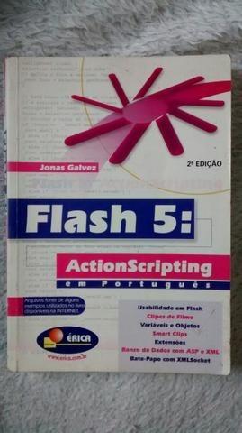 Livro Flash 5
