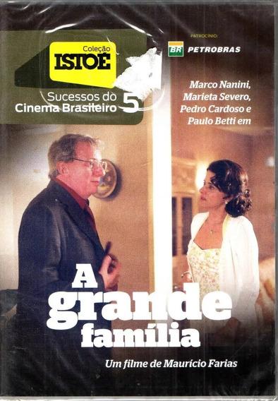Dvd A Grande Familia - Isto É - Mauricio Farias