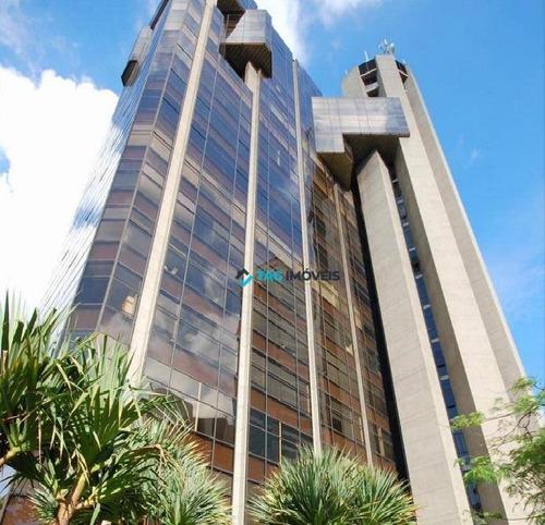 Imagem 1 de 4 de Prédio Para Alugar, 586 M² Por R$ 38.132/mês - Cidade Monções - São Paulo/sp - Pr0051